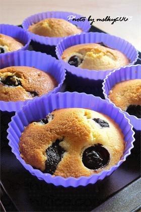 藍莓小鬆餅