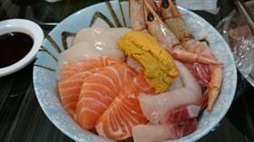 日式雜錦刺身飯