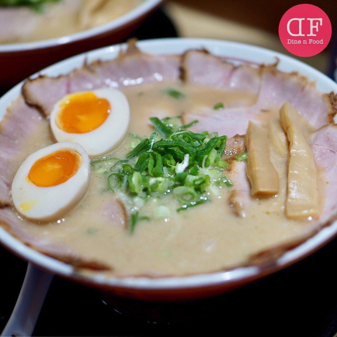 葵芳-叉燒鋪滿成碗的極上拉麵